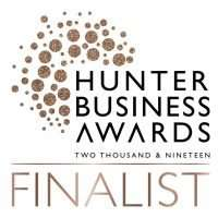 Hunter Business Awards Logo