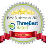 Shows CK Health is a Three Best Rated Business of 2020