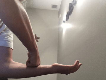 CK Health and Wellbeing - Chronic Pain - Forearms Self Care Knuckles to Forearm