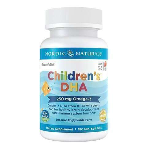 CK Health and Wellbeing - Health Shop - Nordic Naturals Children DHA