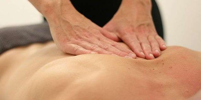 CK Health and Wellbeing - Mental Health - Self Care for Stressful Times Back Massage