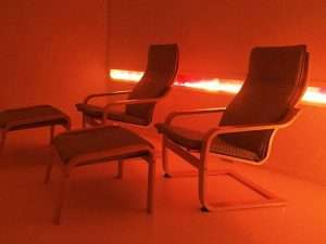 CK Health and Wellbeing - Naturopathy and Natural Remidies - Salt Room Red