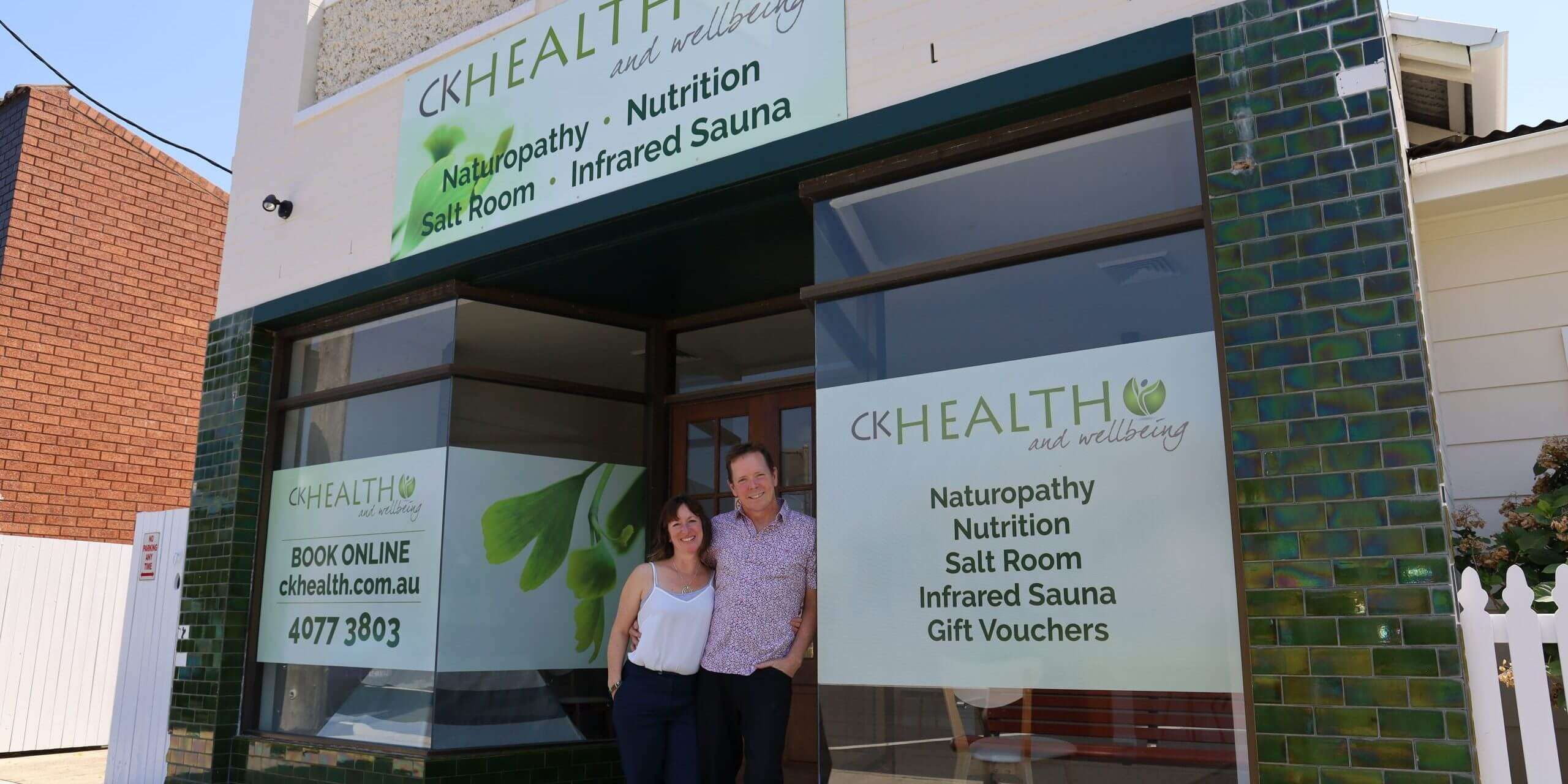 CK Health and Wellbeing - Newcastle Naturopaths Clinic